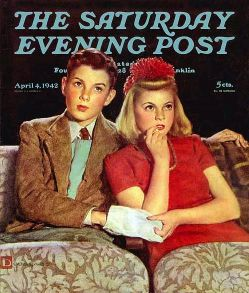 my Saturday evening post ....