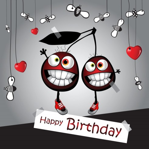 Happy-birthday-funny-card-cherry